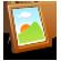 The mobidoo image gallery widget acts like a native swipe gallery